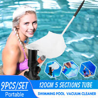 Swimming Pool Vacuum Cleaner Cleaning Tool Suction Head Fountain Connect Hot Tub