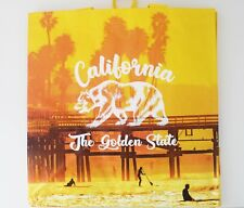 Ralphs Reusable Grocery Tote Bag Socal Southern California The Golden State Bear