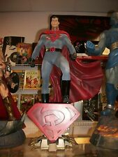 Sideshow Collectibles Premium Format SUPERMAN RED SON Statue NEW