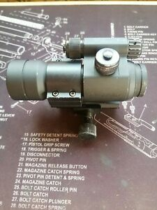 Aimpoint CompM2 Dot Sight