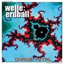 """Onda GLOBO """"caos Total"""" CD 22 tracks nuovo"""