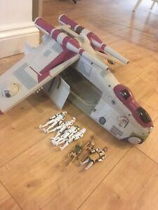 Star Wars Republic Gunship Crumb Bomber