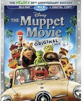 New: THE MUPPET MOVIE: THE NEARLY 35th ANNIVERSARY EDITION - Blu-Ray + Digital C