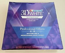 Crest 3D White Luxe Professional Effects Whitestrips 20 Total Strips