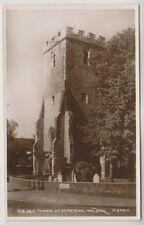 Essex postcard - The Old Tower of St Peters, Maldon - RP