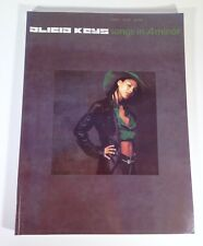 Alicia Keys - Songs In A Minor Paperback Songbook Piano Vocal Guitar