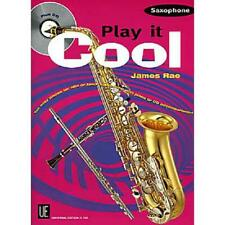 % James Rae: Play it cool - 10 easy pieces - Saxophon NOTEN - UE 21100 %