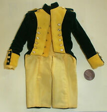 Did Napoleonic French Herve tunic 1/6th scale toy