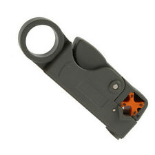 1 x Rotary Coaxial Cable Cutter Tool/Stripper for RG59 RG6 TV antenna coax cable