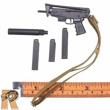 OSN Saturn Spetsnaz - PP91 Submachine Gun Set #2 - 1/6 Scale - Damtoys Figures