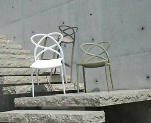 Chair Polypropylene, Various Colors, Packaging From 4 Pieces
