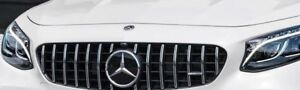 Mercedes-Benz OEM C217 S63 S65 AMG Coupe Convertible 2018+ AMG Front Grille New