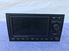 AUDI Radio GPS Navigation Display Screen RNS-E OEM 8E0 035 192 E