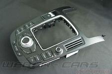 Audi A4 8K A5 S5 8T Bedienteil Bedieneinheit Navi MMI High USA 8T0919609A