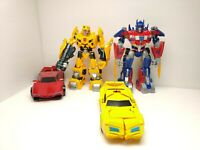 Action Figure Transformation With Sounds Used In Good Condition. Look At Photos