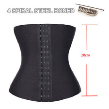 Trainers Lost Weight Cincher Shaper Control Tummy Boned Corset Waist Shapewear