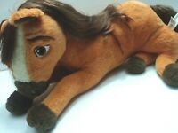 New Spirit Riding Free Large Spirit Plush Multicolor figure set horse doll