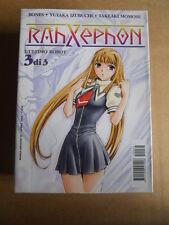 RAHXEPHON L' Ultimo Robot Vol.3 di 3 PLANET MANGA   [G370P]