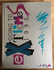 Hawthorne High School El Molino 1993 Yearbook
