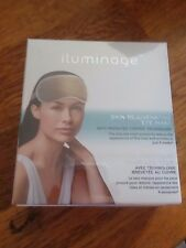 NEW! iluminage - LUXURIOUS - Skin Rejuvenating EYE MASK w/ COPPER OXIDE ~SEALED~