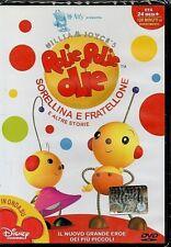 ROLIE POLIE OLIE - SORELLINA E FRATELLONE - DVD (NUOVO SIGILLATO)