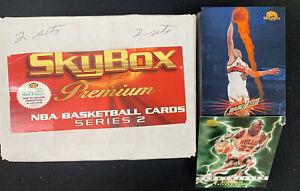 1995-96 Skybox Premium Series 2 Complete Set