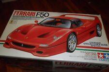 1/12 Scale Tamiya F-50 Ferrari (1996 Era)