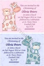 Unbranded Personalised Animals Hand-Made Cards