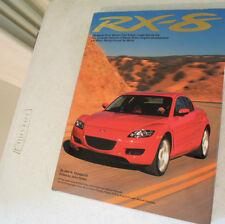 Mazda RX-8 Book Hardback Brand New by Jack Yamaguchi Ships from USA