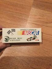 Bear MGC USA Nascar Lockback Pocket Knife NIB Daytona 500