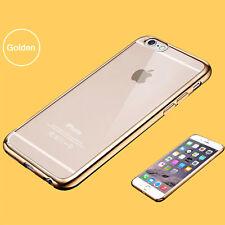 Noxcase iPhone 6/6s funda protectora Soft Cover Case bolso motivo slim oro, bumper, protección