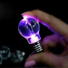Lots LED Flashlight Key Chain Light Mini Bulb Clear Lamp Keyring Torch Xmas Gift