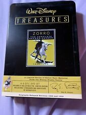 Walt Disney Treasures - Zorro The Complete Second Season (DVD, 2009)