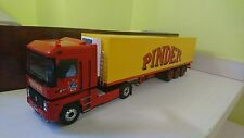 RENAULT AE 380 MAGNUM  TRAILER TRUCK CAMION 1990 1992 SCALE 1:43