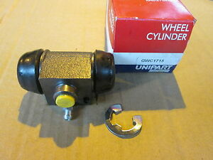 MGR 4.0 &  LDV TRANSIT  REAR  WHEEL CYLINDER UNIPART GWC 1715 NEW