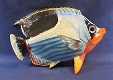 "Tropical Reef Fish Wall Plaque Nautical Art Home Decor 6"" RF6-6"