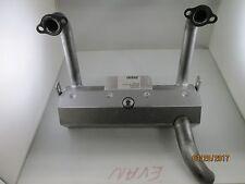 (1) OEM Exmark muffler 116-8748
