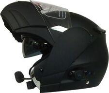 Caschi opaco uomo Bluetooth per la guida di veicoli