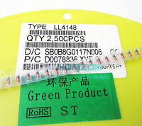 1000pcs Ll4148 Diode SMT Surface Mount Version of 1N4148 new