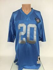 Mitchell And Ness Detroit Lions Barry Sanders Jersey Size 52