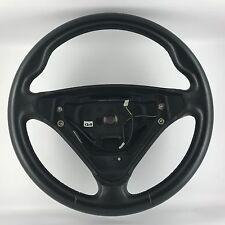 Genuine OEM Mercedes R171 W203 SLK leather steering wheel. Button paddle shift,