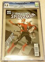 Amazing Spider-Man #646 Mayhew Vampire Variant CGC 9.8 NM/MT Marvel 2010