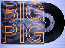 "BIG PIG - Breakaway / Hellbent Heaven, A&M AM-419 Ex Condition 7"" Single"