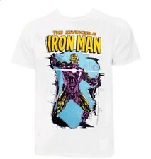 Marvel Comics Ironman  Mens Graphic T-Shirt