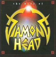 DIAMOND HEAD The Best Of CD BRAND NEW