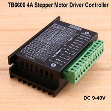 4A 42V CNC Driver Asse Singolo Motore 2/4Phase Lbrido Stepper Controllore TB6600