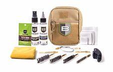 Breakthrough Clean QWIC-P Universal Pistol Cleaning Kit (22cal-45cal) - Tan