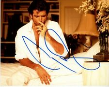 PIERCE BROSNAN Signed Autographed AFTER THE SUNSET MAX BURDETT Photo