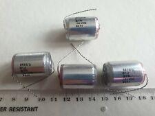 2 X SUFLEX 10000pF 10nF 0.01uF 63v DC 1/% Condensador De Poliestireno
