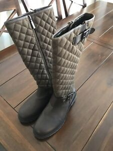 Barbour Boots Brown Size 5. Nearly New, Worn Twice